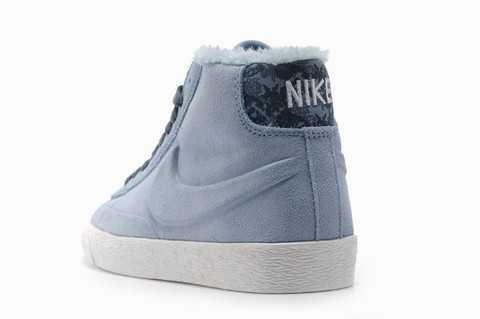 nick jeux jr - Nike Blazer High Vintage Femme Pas Cher