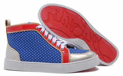 chaussures louboutin homme classique